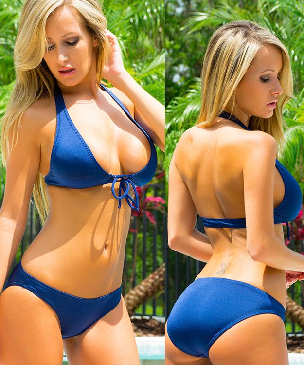 womens low rise full cut bikini