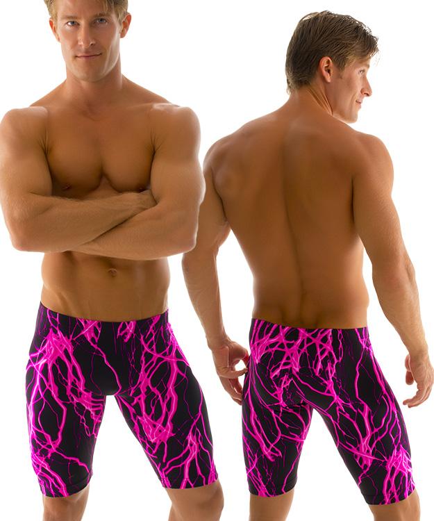 Men-in-Lycra-Shorts-by-SKINZ-M50-1117-NB
