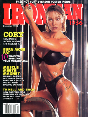 Cory Everson ironman 1994