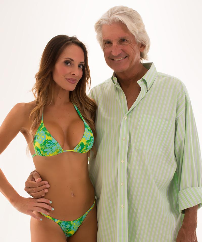 Amanda Vocci Skinzwear.com Bikini Model