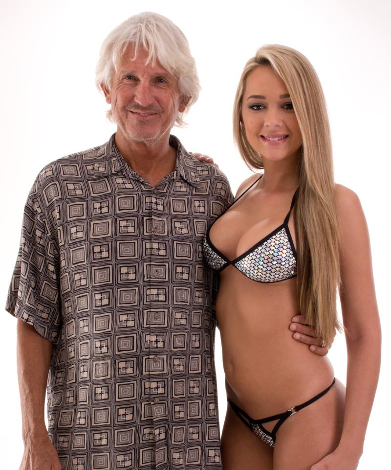 Ashley Skinz Bikini Model